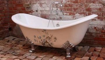Современные технологии реставрации старых ванн
