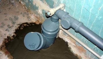 Замена старой канализации. Порядок проведения данных работ