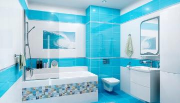 Выбираем плитку для ванной комнаты. Основные критерии выбора