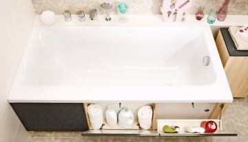 Все плюсы установки акрилового вкладыша в ванну