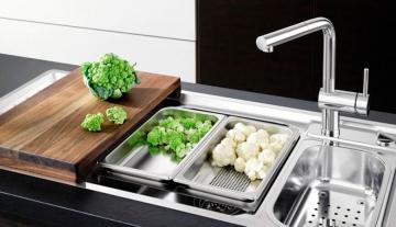 Современные мойки для кухни. Как выбрать подходящий вариант