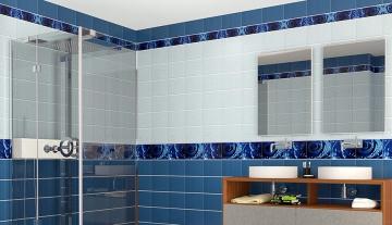 Пластиковые панели ПВХ для недорого ремонта ванной комнаты