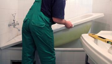 Акриловый вкладыш в ванну - оптимальный выбор рациональных людей