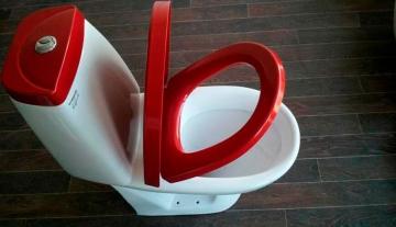 Почему ломаются сиденья для унитазов и как подобрать новый аксессуар