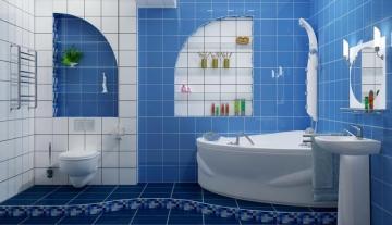 Как правильно выбрать сантехнику для новой ванной комнаты