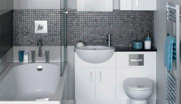 Как быстро и недорого сделать ремонт в ванной комнате или для чего нужны пластиковые панели ПВХ