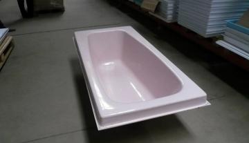 Что такое вставка ванну из акрила и её средняя стоимость