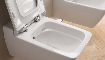 Что такое сиденье «микролифт» на крышке для унитаза. Какая польза от этой функции