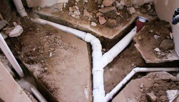 Что делать со старыми трубами при капитальном ремонте санузла