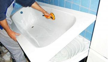 Как получить новую ванну не выбрасывая старую